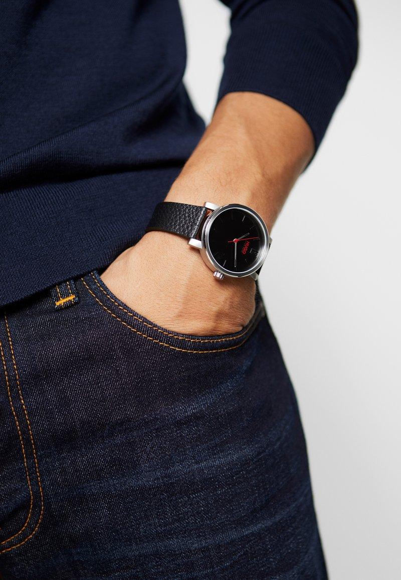 HUGO - RASE - Horloge - black