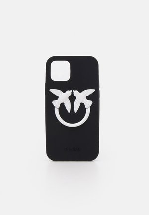 EXCLUSIVE PHONE COVER IPHONE 12 - Mobilveske - black/gold