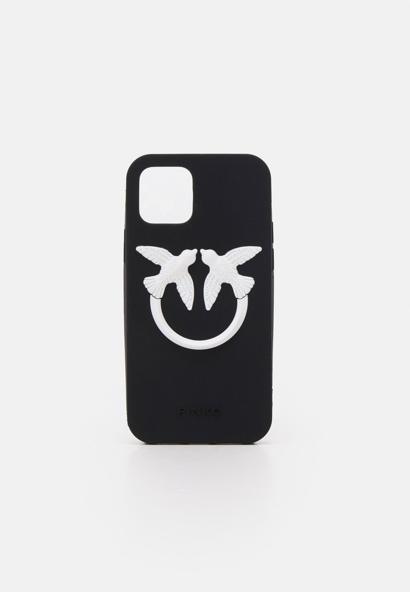 Pinko - EXCLUSIVE PHONE COVER IPHONE 12 - Mobilveske - black/gold
