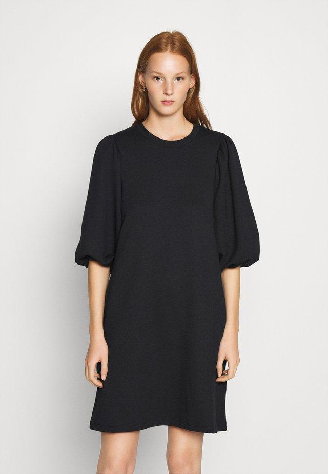 EMMALINE - Korte jurk - black