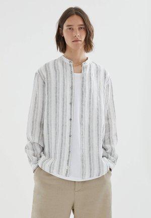 Koszula - metallic grey