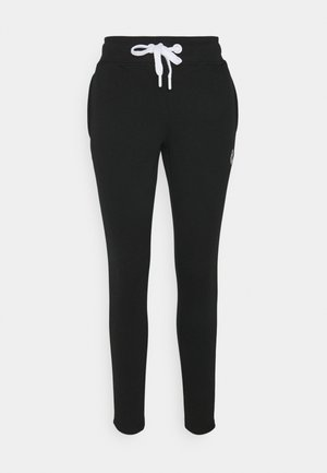 AYANDA BASIC PANT - Tracksuit bottoms - black