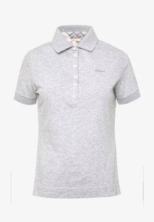 BARBOUR PORTSDOWN  - Poloshirt - grey marl/platinum