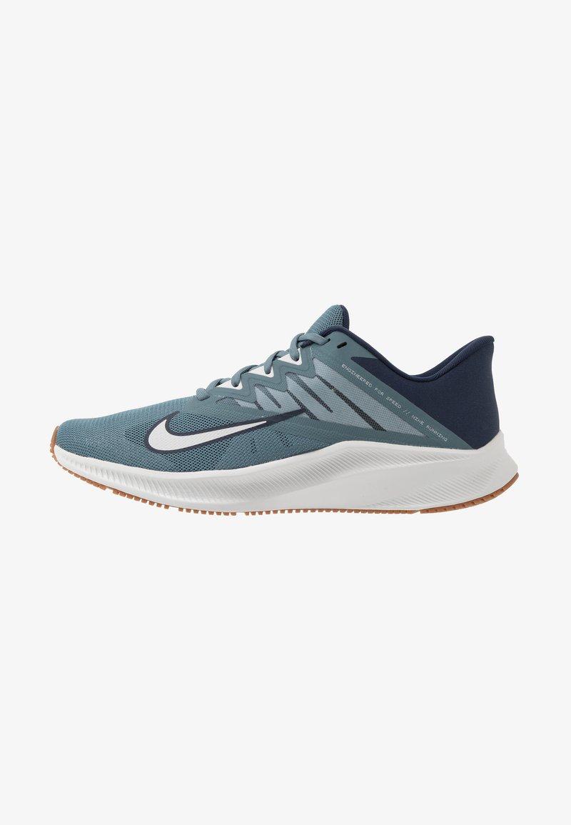 Nike Performance - QUEST 3 - Neutrala löparskor - ozone blue/photon dust/obsidian