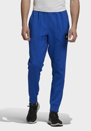 MUST HAVES STADIUM TRACKSUIT BOTTOMS - Stoffhose - blue
