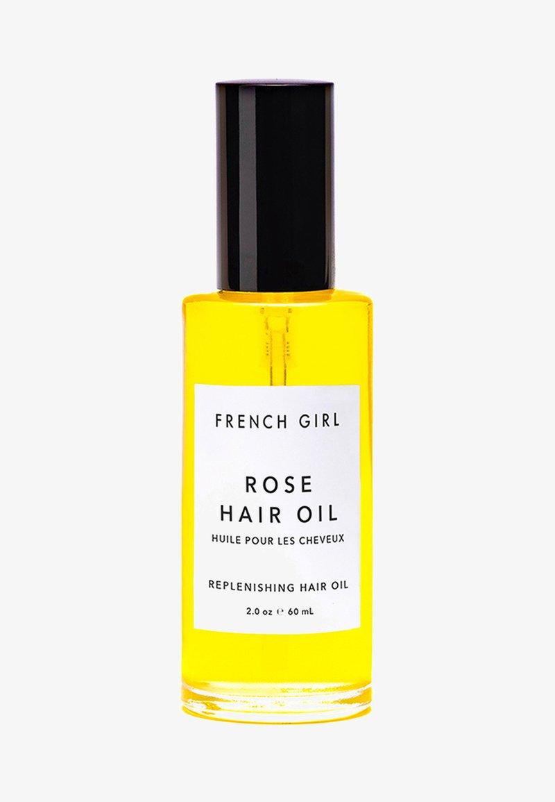 French Girl - ROSE HAIR OIL - REPLENISHING HAIR OIL - Stylingproduct - -