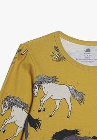 Walkiddy - Žerzejové šaty - dark yellow - 2