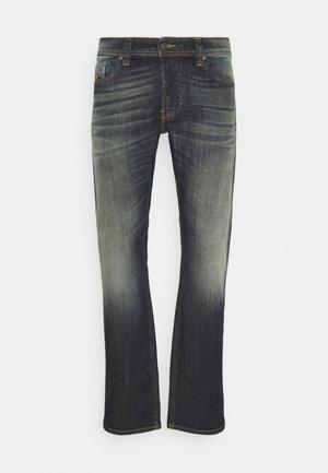 LARKEE-X - Jeans straight leg - dark blue