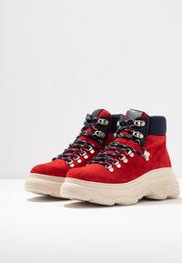 Marc O'Polo - Ankelboots - red - 4