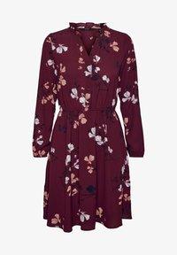 Vero Moda - COURTES - Day dress - bordeaux - 5