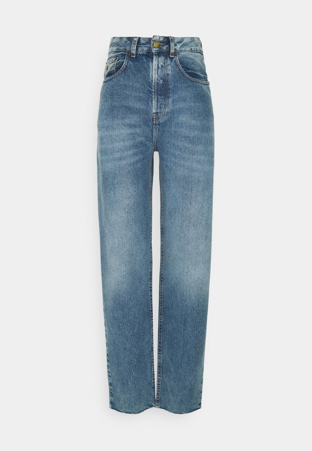 MAYA - Relaxed fit jeans - bio stone