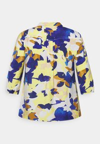 MY TRUE ME TOM TAILOR - BLOUSE WITH OPEN COLLAR - Blouse - multi-coloured - 1