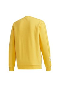 adidas Performance - ESSENTIALS TRAINING SPORTS PULLOVER - Mikina - active gold/white - 10