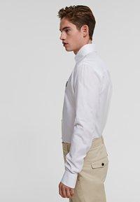 KARL LAGERFELD - Skjorta - white - 3