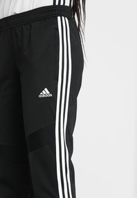 adidas Performance - TIRO 19 - Joggebukse - black/white - 5