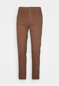 Kaffe - KAVICKY - Slim fit jeans - brown - 0