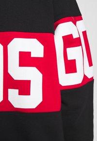 GCDS - BAND LOGO CREWNECK - Sweatshirt - black - 8