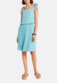 comma - Day dress - seablue - 3