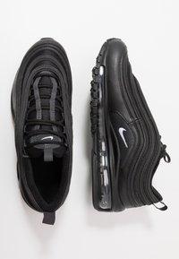 Nike Sportswear - Nike Air Max 97 Schuh für ältere Kinder - Sneakersy niskie - black/white/anthracite - 1