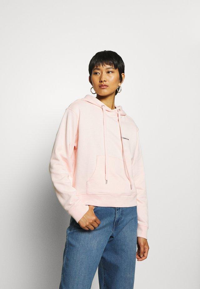 SUKA STAR HOODY - Hoodie - pink