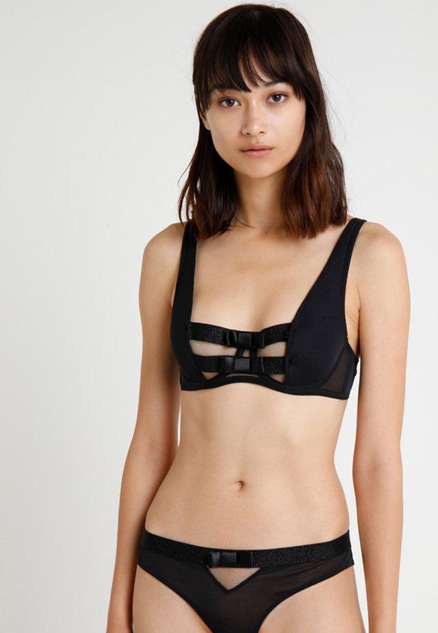 AUDACIEUSE  - Underwired bra - black