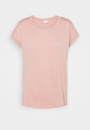 VIDREAMERS PURE - Basic T-shirt - misty rose