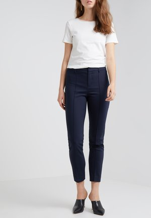 ACT - Trousers - navy