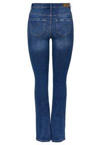 ONLY - Flared Jeans - medium blue denim - 5