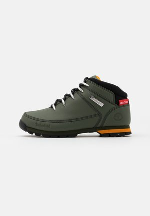 EURO SPRINT HIKER - Bottines à lacets - dark green