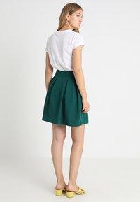 mint&berry - A-line skirt - green - 2