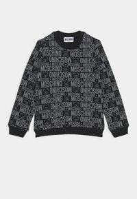 MOSCHINO - Sweatshirt - black - 0