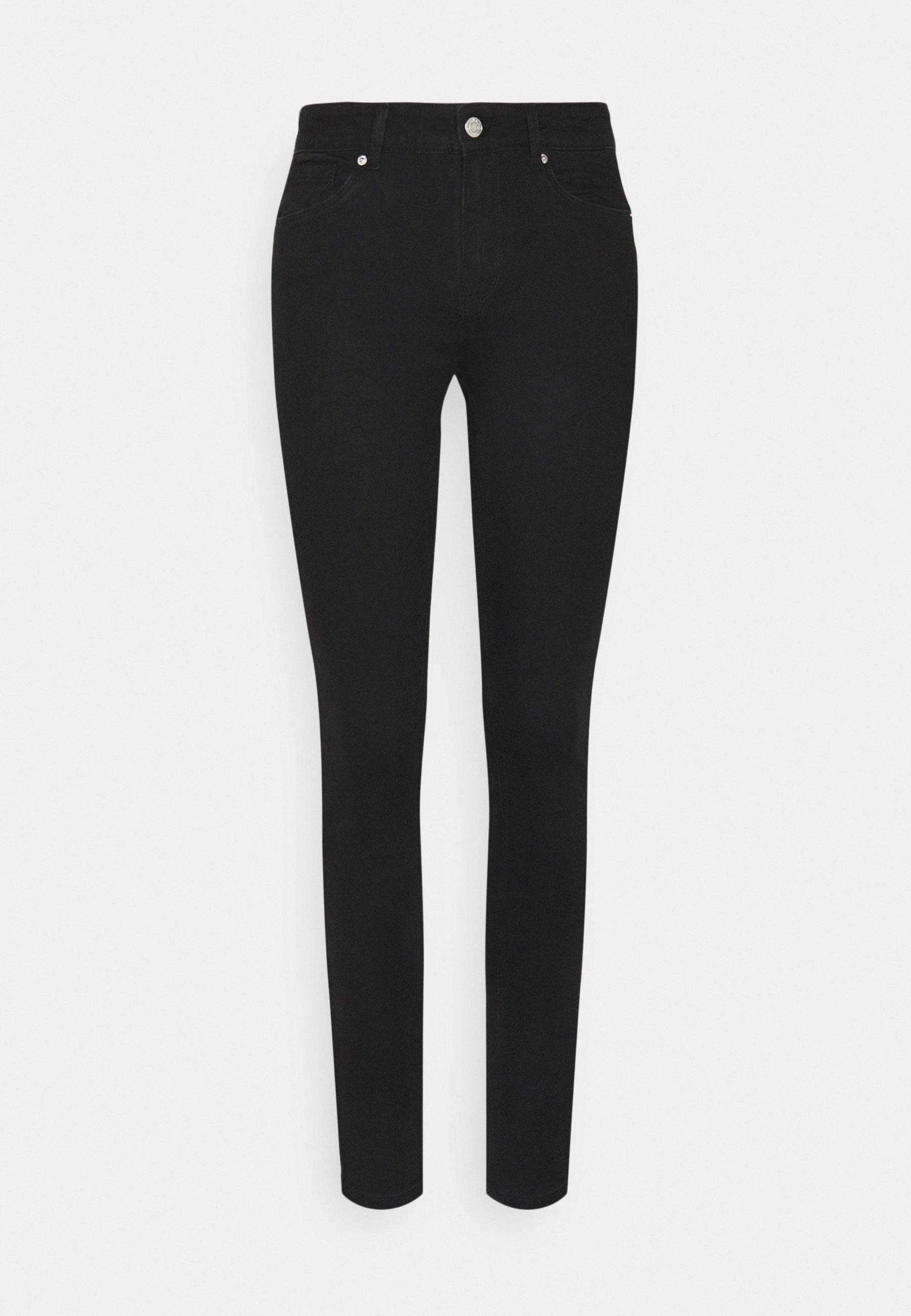 Damen VMSEVEN PUSH UP - Jeans Skinny Fit