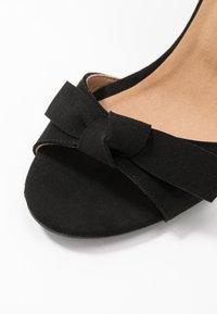 NAE Vegan Shoes - ESTELA - Sandals - black - 2