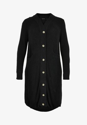 DORIT - Vest - black