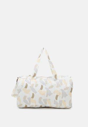 LEISURE BAG PRINT UNISEX - Sporttas - off-white