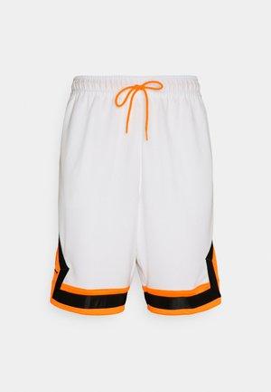 JUMPMAN DIAMOND SHORT - Sports shorts - white/total orange/black
