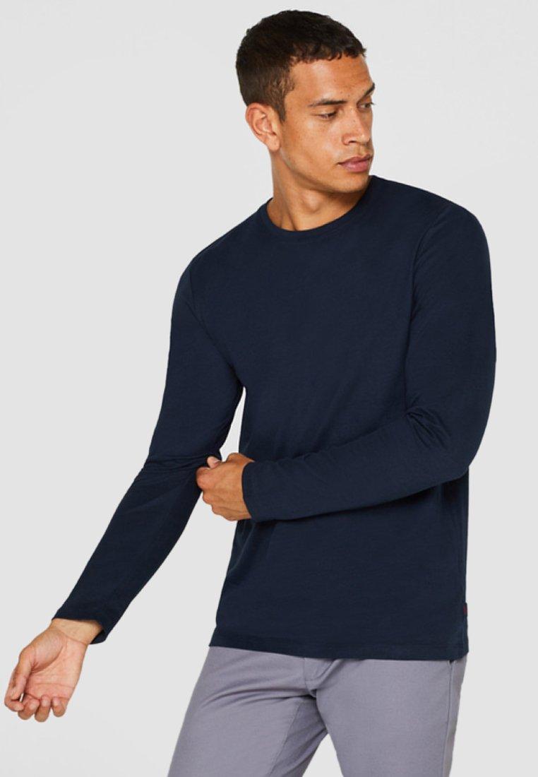 Esprit - Long sleeved top - dark blue