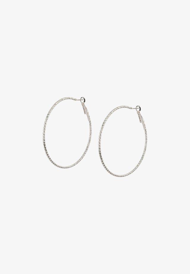 CREOLE VON ANA LISA KOHLER - Earrings - silver