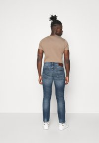 G-Star - STRAIGHT - Jeans straight leg -  faded riverblue - 2