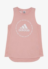 adidas Performance - BOLD - Top - glowpink/white - 2