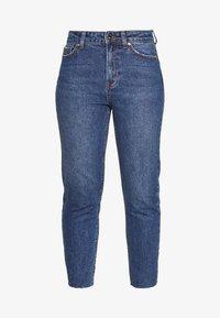 ONLY Petite - ONLEMILY - Jeans slim fit - dark blue denim - 4