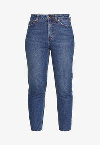 ONLEMILY - Slim fit jeans - dark blue denim