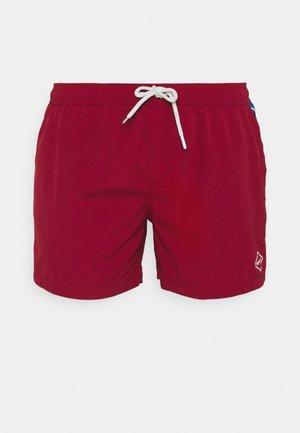 Swimming shorts - bordeaux