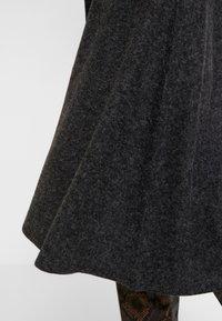 Esprit Collection - SKIRT - A-snit nederdel/ A-formede nederdele - gunmetal - 5