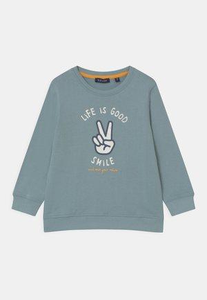 KIDS BOYS - Sweater - mittelblau