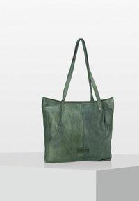 Harold's - SUBMARINE - Tote bag - grün - 1