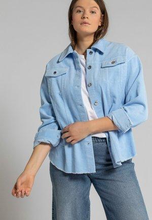 Summer jacket - bleu glacier