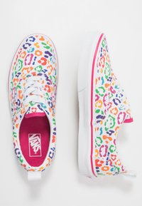 Vans - ERA ELASTIC LACE - Trainers - fuchsia purple/true white - 0