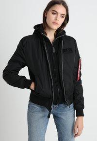 Alpha Industries - Light jacket - black - 0