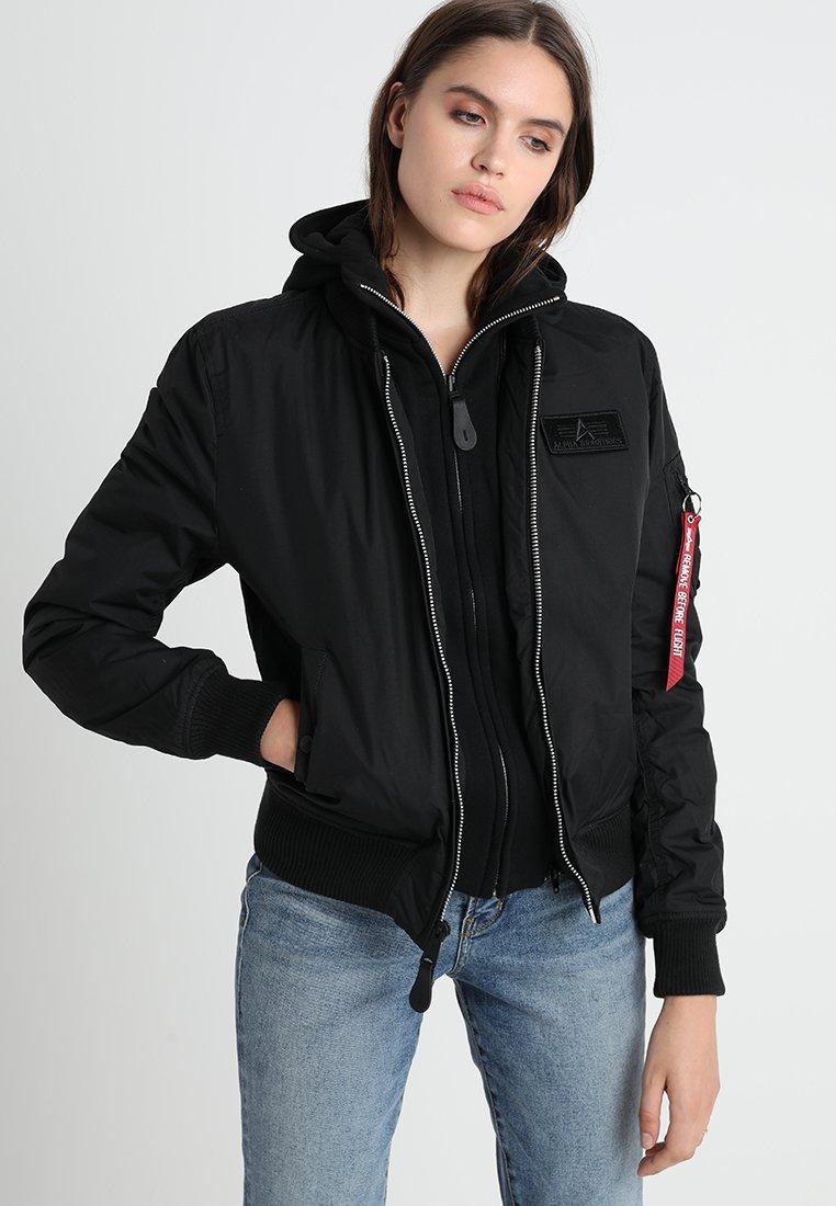 Alpha Industries - Light jacket - black